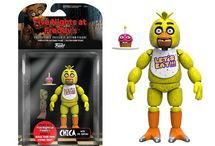 Funko Five Nights at Freddy's products coming May/April 2016