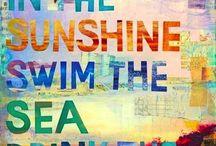 Summer Favorites / Celebrate Summer, Summer Fun & Summer Styles