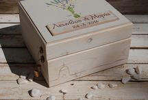 Κουτί Ευχών / Κουτιά Ευχών για Γάμο & Βάπτιση https://www.facebook.com/BabisManetas