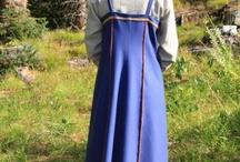 Apron-dress