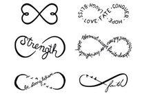 τατουάζ άπειρο