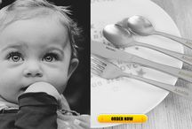 Personalised Cutlery / Personalised Cutlery for young toddlers