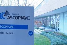 REFERENCES - Ascopiave spa / Ascopiave Spa is the holding company for the entire Group; primary operator in the distribution of natural gas, Ascopiave has always operated in the interests of economic and social development of the territory in which it operates, providing a presence service in the main areas of northern Italy.