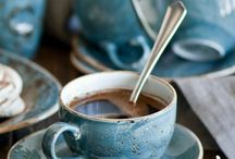 bilder til kort, coffee and tea