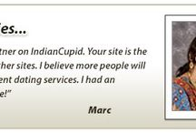 Success Stories / Inspirational love stories of those who have found their matches on IndianCupid.com