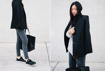 Outfits - höst, vinter, vår