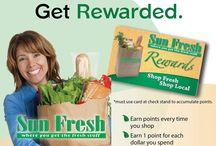 Fresh is Best! / Hosted by Sun Fresh Markets, sponsor of the Health & Wellmobile Kansas City