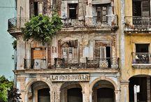 Vervallen architectuur