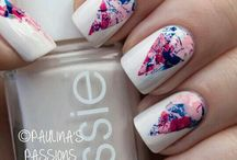 ".: Beauty - Nailspiration :. / ""Nails are tiny canvases where you can unleash your creativity - Sueet Nails"""