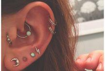 piercing & tattos