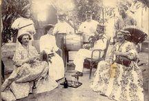 Suriname rond 1900