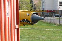 Funny Aircrafts