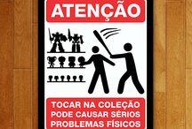 Avisos / Atenção