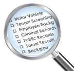 Business Services / Services for Businesses - Pre-employment screening, criminal background checks, etc.