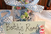 Sisters baby shower ideas  / by Natasha Wright