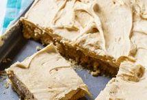 Desserts met noten