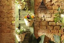 garden decor / Clever ideas for the garden / by Alvin C. Oscarfoote