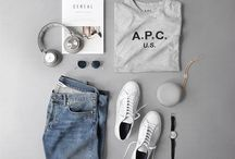 roupas casuais