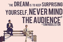 Quotes For Actors / I love acting! Want to act? Need inspiration? Career advice?