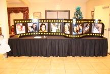 Festa Oscar Decoração