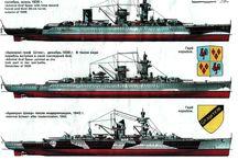 Militaire tekeningen (schepen)