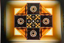 DESEN HOLISTIC / transpunerea punctului, liniei si culorii in imagine transformatoare, vindecatoare