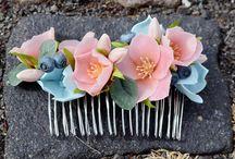 Bridal comb / Bridal comb