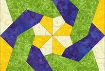 Quilt blocks / by Ruth Beeby