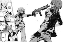 manga battle