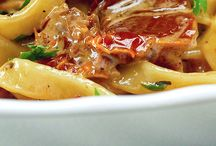 Pasta-Lovers' Recipes