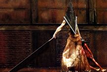 Sexy Beast / Pyramid head from Silent hill <3