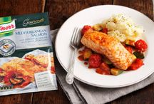Knorr's Gourmet Range / Knorr gourmet foil steam pouches seal in flavour, lock in freshness and help you enjoy delicious meals every day of the week!