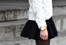Fall/ Winter Outfit ideas