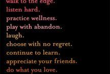 Quotes / by Carolina Ramirez