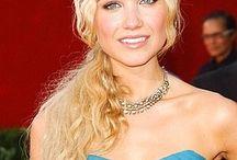 Katrina Bowden Hairstyles