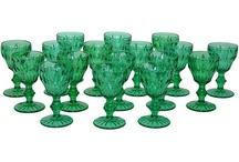 Glass  Glass Glass  / Glass  / by Peggy Corrente