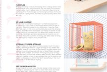 Playroom / All of our favourite playroom trends, inspiration and real room tours!