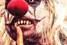 clowns scary