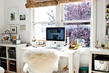 Home - Office / by Alanna Stephenson