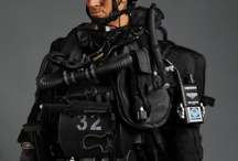 US. Navy Seal SDVT-1