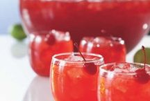 Mouth watering drinks