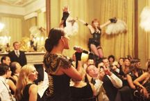 1920s style event
