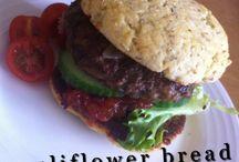 Paleo baking / bread & buns
