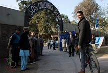 SOS Children's Village is Proud of Anas Cheema! / Anas Cheema a young energetic boy visited SOS Sialkot in 2007. He left for Canada for higher studies. Much inspired by the working of SOS Children's Villages Pakistan, he decided to raise funds for the noble cause. He took a one month tour (July 2013- August 2013) - of the country on a bicycle and manage to complete 6500 Km. On his way, he spread the word by introducing SOS Pakistan in the Canadian cities he travelled and raised Rs 500,000.