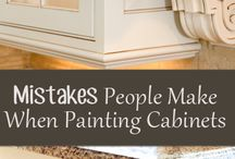 Painting Cabinets & Furniture