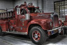 Firetrucks / by Robert Peloquin