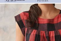Sewing Patterns E-patterns + Paper / Find fun sewing patterns from Sew News and our favorite contributors. These patterns are downloadable and/or traditional paper patterns.