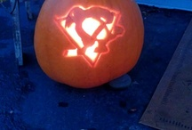 Pens Pumpkins / The best Pens themed pumpkins from the best fans in hockey! / by Pittsburgh Penguins