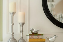 Mantle Decor / by Cristina Romig & Co