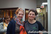 Portes ouvertes chez Les Laines Biscotte / Photos prises lors de l'événement Portes Ouvertes chez Les Laines Biscotte le samedi 26 septembre 2015 !